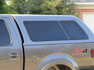 A.R.E. PREMIUM TRUCK CAP  for FORD 150 Pickup.