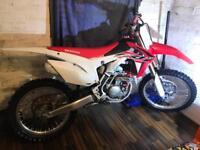 2015 Honda crf250 mx bike cr yz kx rmz 125 50