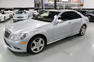 2009 Mercedes-Benz S-Class S450 AMG | CLEAN CARPROOF