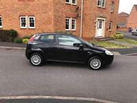 Automatic Fiat Grande punto 1.4 Dynamic Excellent condition low mileage only 53000 mot till 7/8/18
