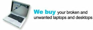 SAME DAY CASH FOR YOU UNWANTED & BROKEN IMAC, MACBOOKS & PCS