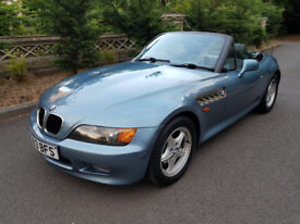 BMW Z3 Convertible with hardtop