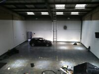 LARGE SPACE, FILM SHOOT, MUSIC VIDEO, SET BUILDS, ART, FASHION, REHEARSAL, WAREHOUSE STUDIO.