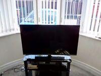 "40"" Samsung LED TV (faulty sound)"