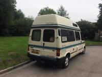 FORD TRANSIT 2.5 TURBO DIESEL DUETTO AUTOSLEEPER ( CHOICE OF TWO )