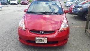 2007 Honda Fit DX
