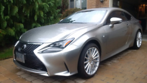 2016 Lexus RC 350 F Sport II AWD Coupe (2 door)