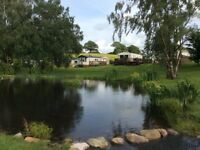 NORTH YORKSHIRE COUNTRY PARK HOLIDAY HOME FOR ONLY £24,995!!!