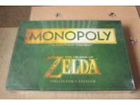 *Brand New* Zelda Monopoly