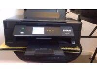 Black Epson Printer
