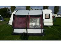Sun camp ultimate 260 plus porch awning