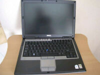 Dell D630 laptop & charger
