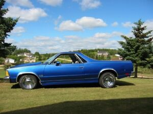 1978 chevy el camino for sale