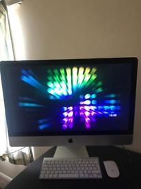 "Apple Imac 27"" 5K retina display, 3.3ghz i5"