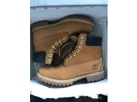 Timberland boots size 7 & a half unisex