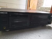 OFFERS ACCEPTED - Kenwood KX-2020 Stereo Cassette Deck - PAT Tested