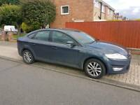 2011 ford mondeo 2.0 tdci zetec 140bhp with tow bar