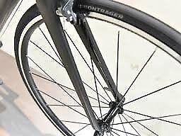 Brand new bontrager wheelset with tyres. Taken off 2017 trek emonda.