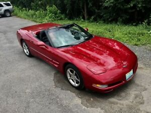 2002 Chevrolet Corvette Only 97000 km