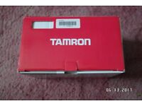 Tamron 70-300 lens Brand New Never opened to use. For Nikon. £60.00