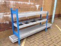 Bri stor van or garage rack shelving shelfs