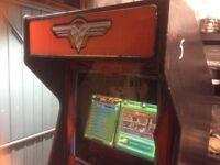Arcade machine video game machine 640 games Jamma fully refurbished pandora box can deliver