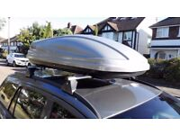 Thule Atlantis 200 roof box to rent/hire - only £7/day
