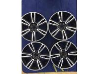 "***Bentley VW Audi Skoda 21"" alloy wheels Genuine RONAL***"