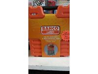 Bahco S106 Piece Socket Set - New