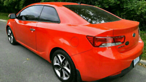 Kia Forte koup 2010 Clean or Trade