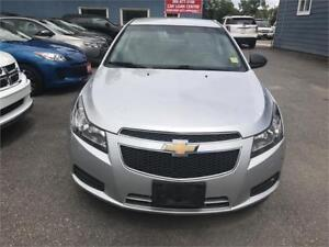 2012 Chevrolet Cruze LS | CAR LOANS AVAILABLE FOR ANY CREDIT