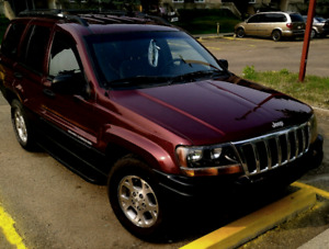 2000 grand cherokee . 2nd owner  $2950. obo