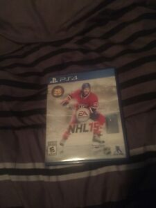 Nhl 15 ps4 brand new