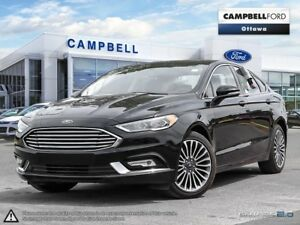 2017 Ford Fusion SE ONLY 16,000 KMS-AWD