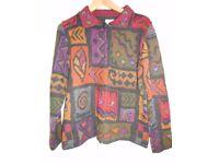 Spirit of the Andes alpaca jacket