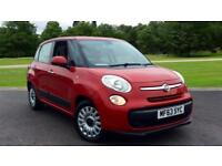 2013 Fiat 500L 1.4 Easy 5dr Manual Petrol Hatchback