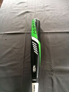 Baton Baseball Bat Easton MAKO -8