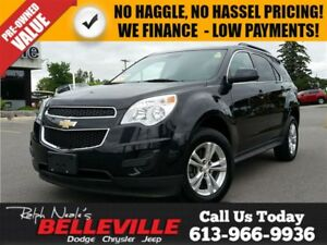 2015 Chevrolet Equinox ALL Wheel Drive - Sunroof - Back UP CAM -