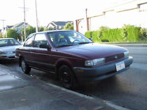 1995 Nissan Sentra Coupe (2 door)