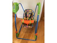 Mothercare Winnie the Pooh Musical Swing
