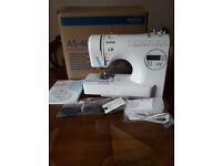 Sewing Machine (Computerized) Brother AS-40. Brand New never used.