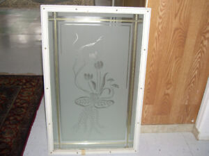 "Door window 38"" x 24"