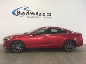 2016 Mazda Mazda6 GT- ROOF! NAV! LEATHER! BSA! APTIVE CRUISE!