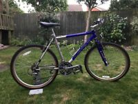Carrera Kraken 1999 Vintage Retro MTB Mountain bike
