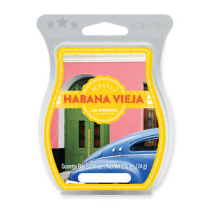 Scentsy Habana Vieja full bar - La Habana Collection**