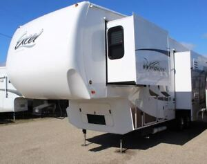 PETERSON 34 ft. 5th Wheel RV - EXCEL WINSLOW 34IKE