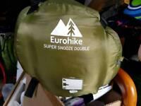 Eurohike sleeping bag