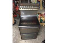 Electric Double oven free standing