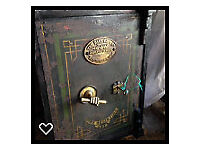 The Dart Safe G&W Manufacturers: WESTBROMWICH ENGLAND