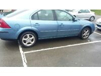 Ford MONDEO 2.0 2003